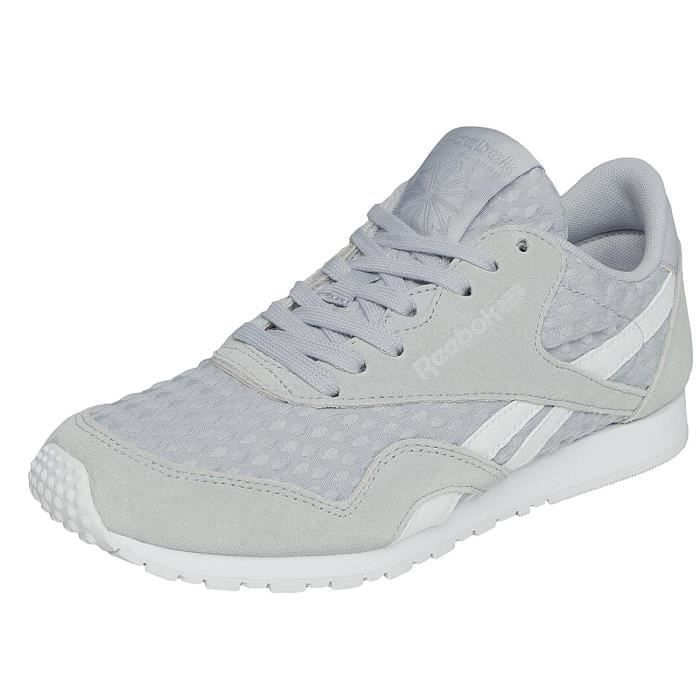 Reebok Femme Chaussures / Baskets CL Nylon Slim Architect
