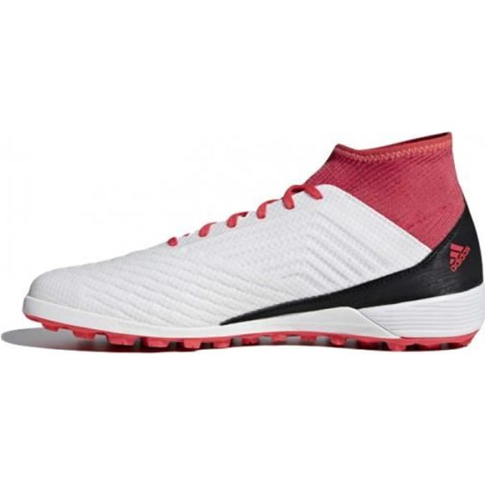 Chaussures de futsal et foot 5 blanches predator tango 18.3 TF adidas