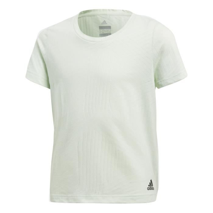 T-shirt Training junior femme adidas Climacool Aeroknit
