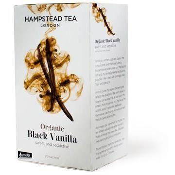 Hampstead Tea The Noir. Réglisse. Extrait De Va...