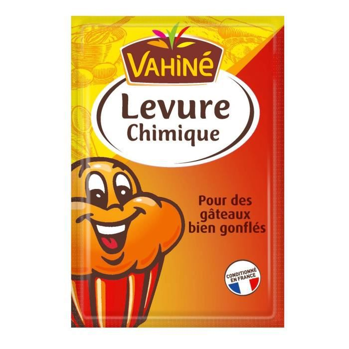 VAHINE Levure chimique - 11 g
