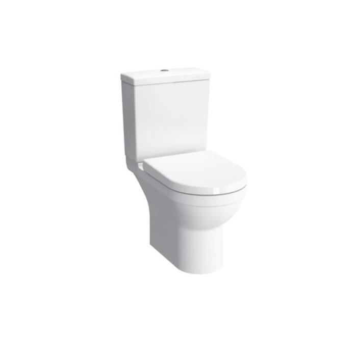 S50, Pack WC VitrAflush 2.0 caréné-Soft closing (frein de chute)-BlancBrillant--