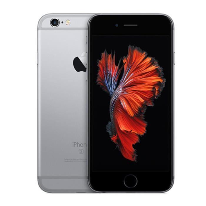 SMARTPHONE APPLE iPhone 6 64go Gris