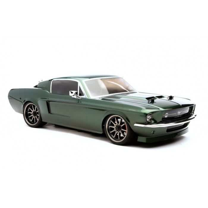 vaterra 1967 ford mustang v100 s 1 10th rtr achat. Black Bedroom Furniture Sets. Home Design Ideas