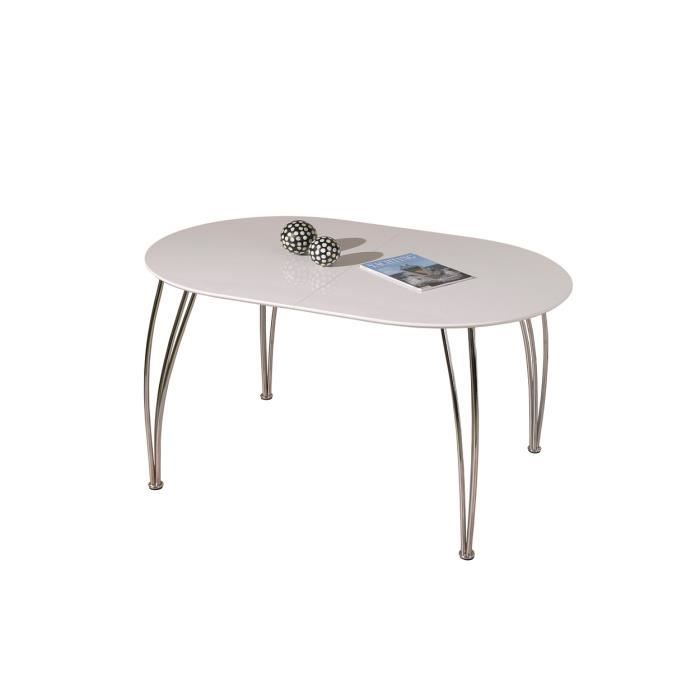 Green table ovale avec allonge achat vente table for Table ovale avec allonges