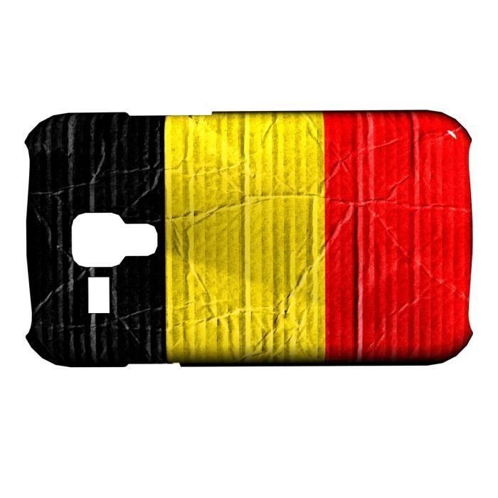 coque samsung galaxy s3 mini drapeau belgique 04 achat. Black Bedroom Furniture Sets. Home Design Ideas