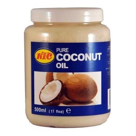 huile de coprah