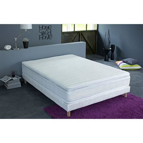 surmatelas surconfort latex 5cm 160 x 200 achat vente sur matelas cdiscount. Black Bedroom Furniture Sets. Home Design Ideas