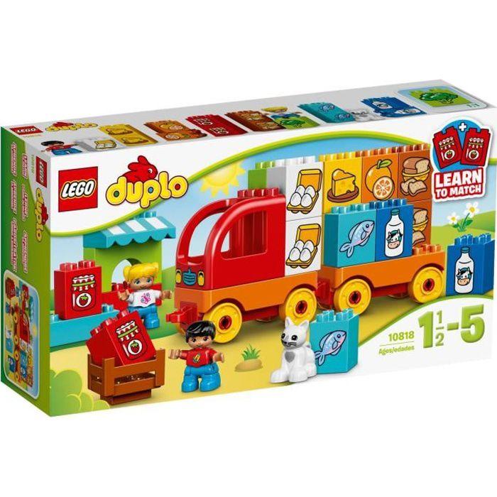 ASSEMBLAGE CONSTRUCTION Mon premier LEGO® DUPLO® 10818 Mon Premier Camion