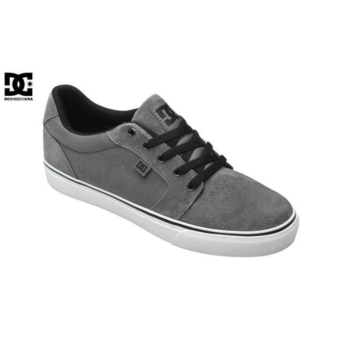skate shoes chaussures dc shoe homme gris achat vente skate shoes chaussures dc homme. Black Bedroom Furniture Sets. Home Design Ideas