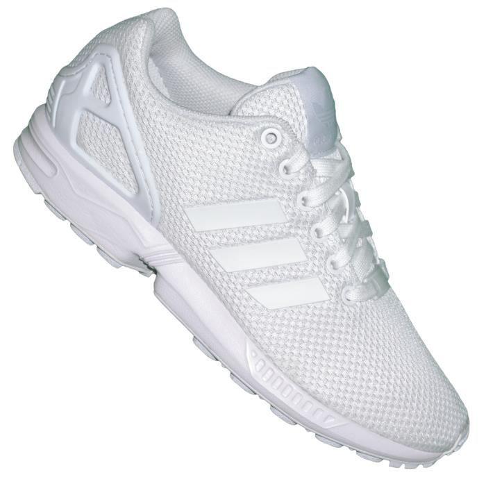 Adidas - Basket Running - Femme - Zx Flux 05 B34503 ...