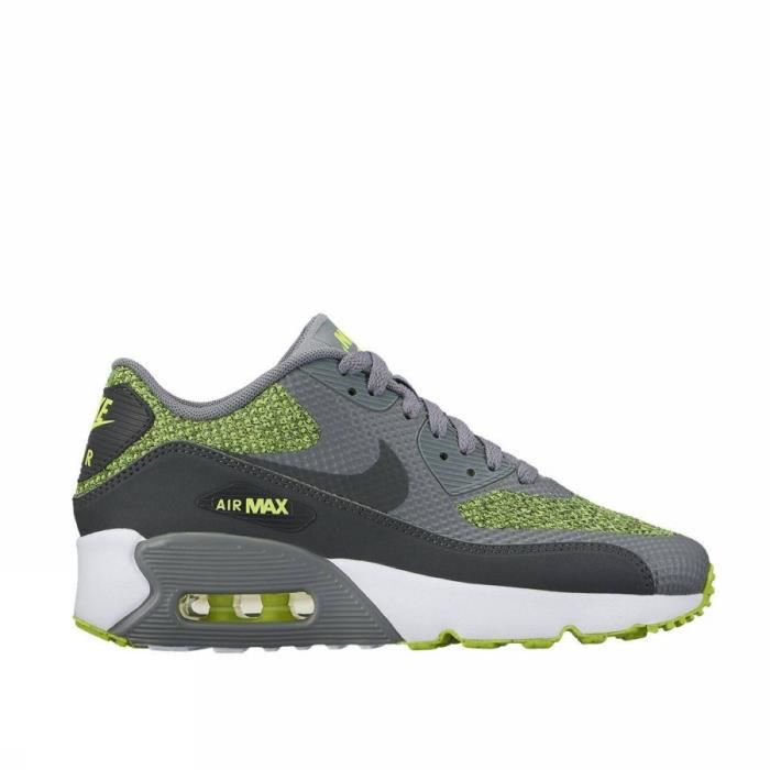 BASKET NIKE AIR MAX 90 ULTRA 2.0 SE GS 917988 001 MODA EN