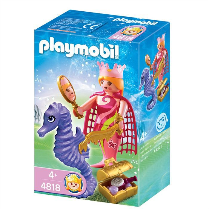 Playmobil princesse des mers achat vente univers for Playmobil chambre princesse