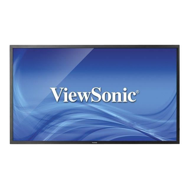 viewsonic cde4600 l 46 ecran plat lcd r tro. Black Bedroom Furniture Sets. Home Design Ideas