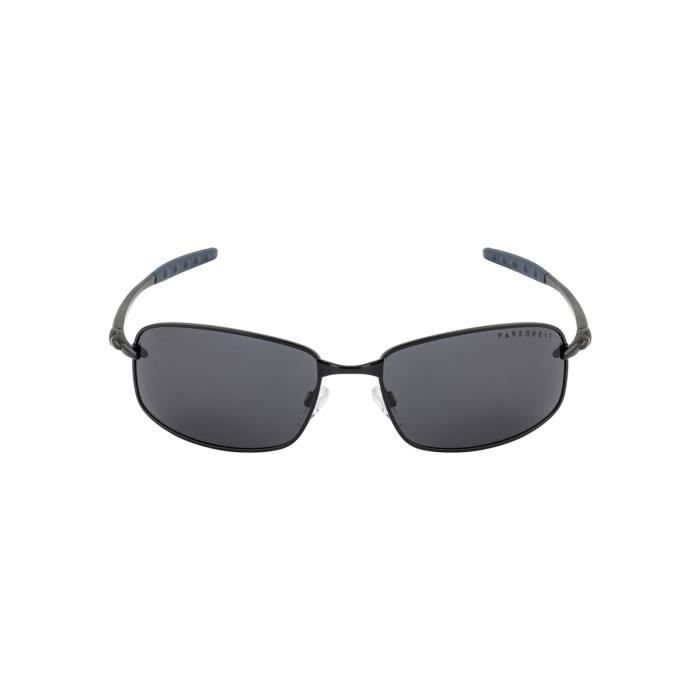 Rectangle Polarized Sunglass | 1373p-c2 | U1Z3W