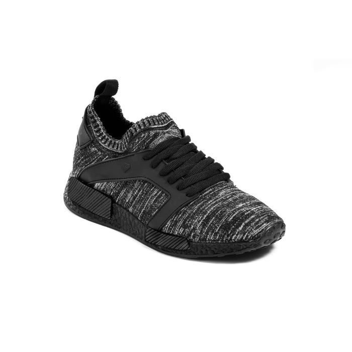 Basket CASH MONEY CMS5 ORIGIN BLACK GREY