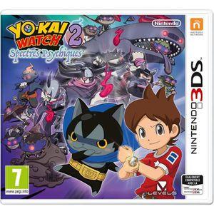 JEU 3DS Yo-Kai Watch 2 : Spectres Psychiques Jeu 3DS