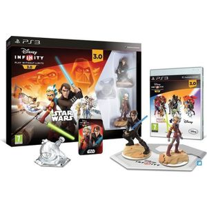 JEU PS3 Pack de démarrage Disney Infinity 3.0 Star Wars PS