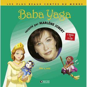 Livre 3-6 ANS Baba Yaga