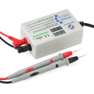 MULTIMÈTRE Test de courant de tension LED Testeur de rétro-éc