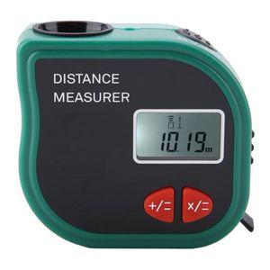 MÈTRE - RUBAN Mètre à ruban électronique de mesure de distance u