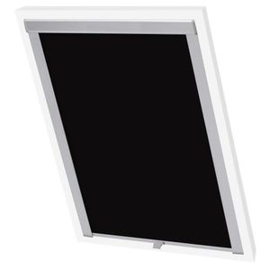 rideau occultant pour velux pas cher free purovi thermo protection solaire store occultant pour. Black Bedroom Furniture Sets. Home Design Ideas