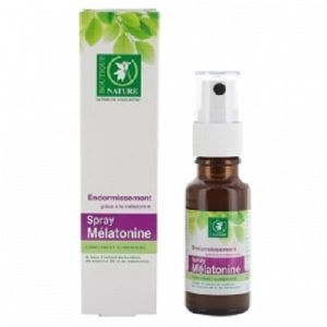 STRESS - SOMMEIL Spray mélatonine 2 x 20 ml