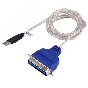 CÂBLE INFORMATIQUE Cable - Connectique Pour Peripherique - USB Adapte