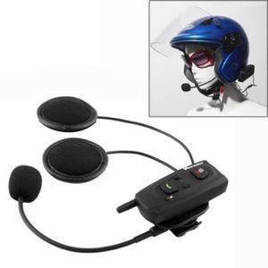 INTERCOM MOTO Intercom - Kit Communication - V2-1000 1000m Bluet