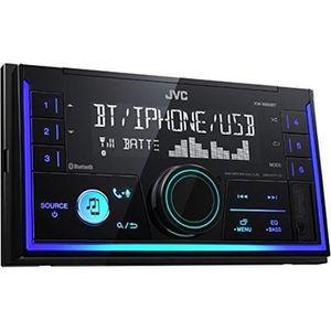 AUTORADIO JVC Autoradio 2DIN Bluetooth KW-X830BT