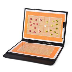 TABLEAU DE COACHING Volleyball Tableau Tactique Coach Magnétique Strat