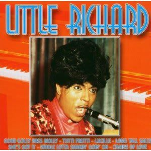 CD POP ROCK - INDÉ CD LITTLE RICHARD