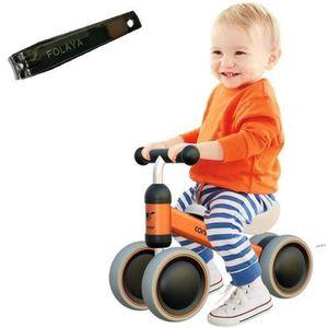 PORTEUR - POUSSEUR Vélo Bébé sans Pédales Draisienne 10-24 Mois Baby