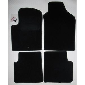 tapis de sol fiat 500 achat vente tapis de sol fiat. Black Bedroom Furniture Sets. Home Design Ideas