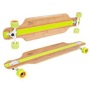 SKATEBOARD - LONGBOARD Hudora - Skate Longboard Point Loma