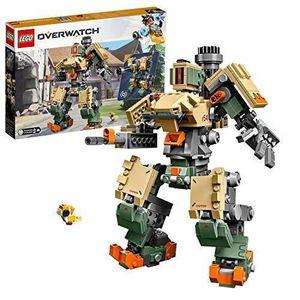 ASSEMBLAGE CONSTRUCTION LEGO®-OverwatchTM Bastion Jeu de construction, 10