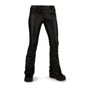 PANTALON DE SKI - SNOW Pantalon Volcom Battle F. Leather Black