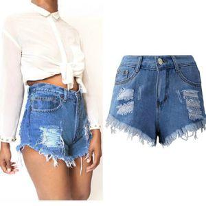 Short jean femme - Achat / Vente pas cher