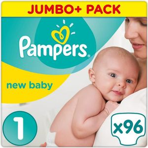 COUCHE Pampers Premium Protection New Baby Taille 1 (Nouv
