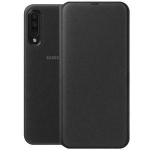 HOUSSE - ÉTUI Housse Galaxy A50 Etui Portefeuille Coque Rigide W