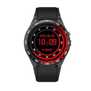 Montre connectée sport Montre Connectée Sport Android iOS Smartwatch Blue