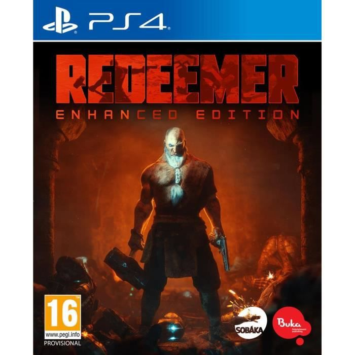 Redeemer - Enhanced Edition Jeu PS4