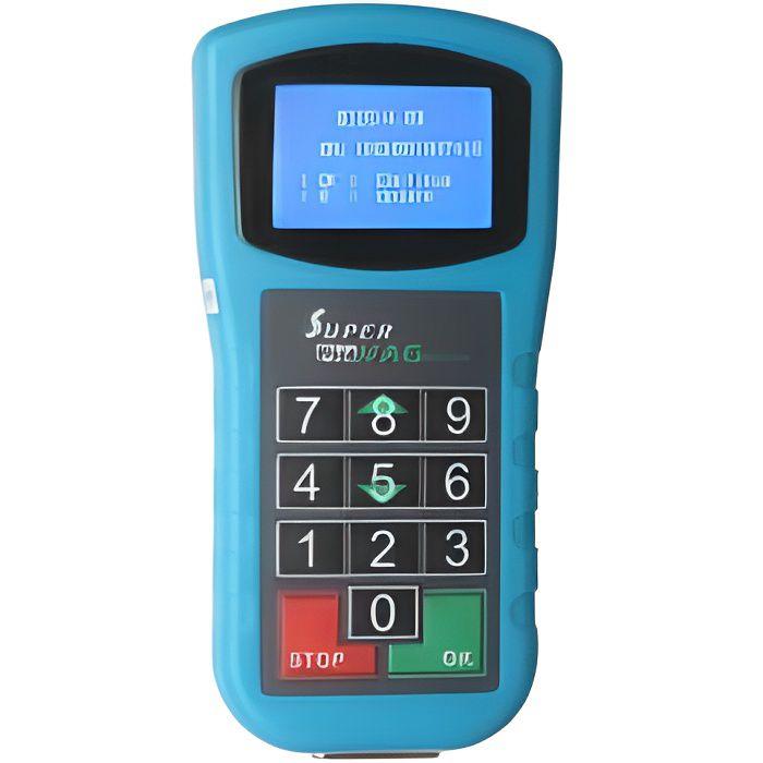 Outil De Diagnostic - Outil de diagnostic de voiture Super VAG K CAN Plus 2.0, correction de compteur kilométrique / code de
