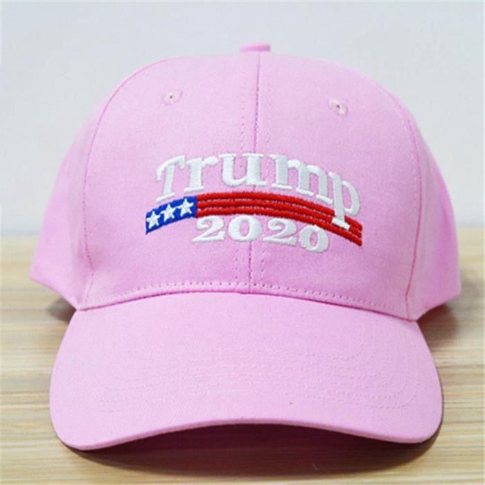 Chapeau américain du grand chapeau Donald Trump casquette républicaine  Casquette de Baseball ajustable, Trump pour le c*ME9719
