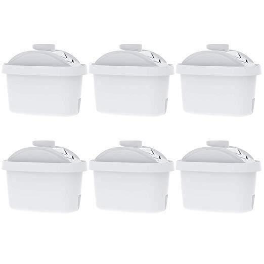 Pack de 6 cartouches MAXTRA+ pour carafes filtrantes Aw32778
