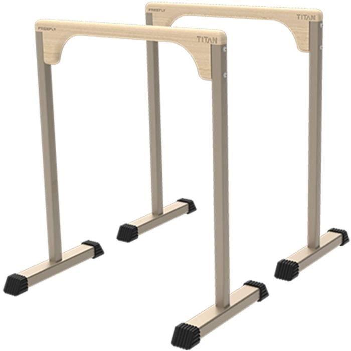 DIP STATION Barres parallegraveles pour le fitness agrave la maison station de dips fonctionnelle barre de dips avec stabilisat1431