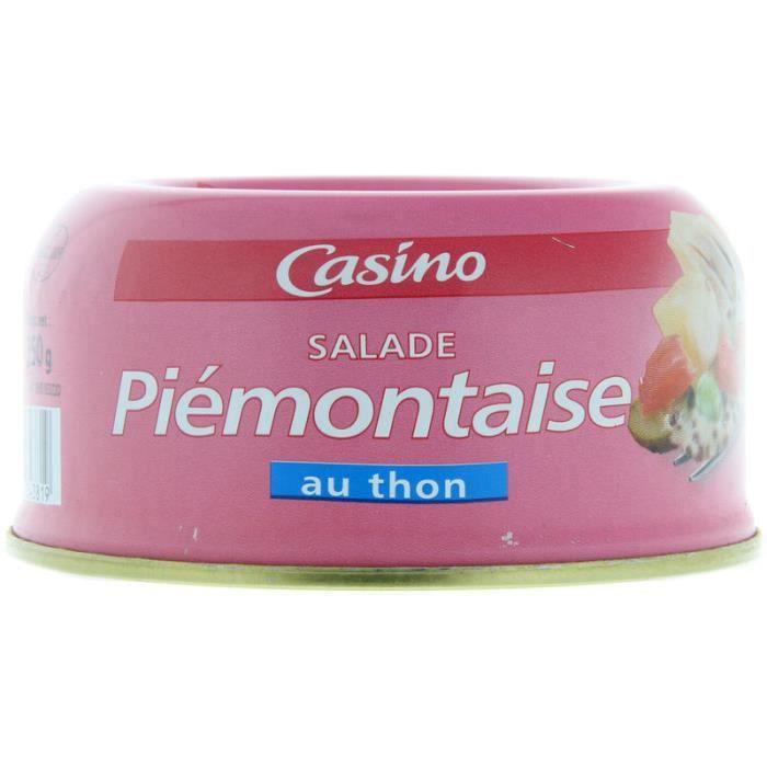 Salade piémontaise - 250g