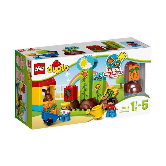 Mon premier LEGO® DUPLO® 10819 Mon Premier Jardin