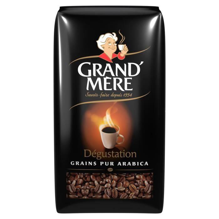 L'OR Café Grains Grand Mère Dégustation - 1 Kg
