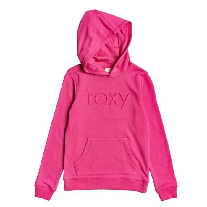 Sweat rose fille Roxy Calm vibe
